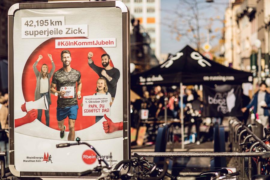 Rheinenergie Marathon Köln 2017
