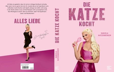 Daniela Katzenberger // Die Katze kocht